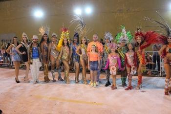 Desfile das Escolas de Samba de São Borja 2020 se consagra como sucesso total