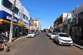 Comércio de São Borja poderá reabrir nesta quarta-feira