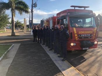 Está em andamento a Semana Nacional de Prevenção contra incêndios