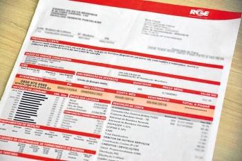 RGE informa sobre a possibilidade de negociar faturas em atraso