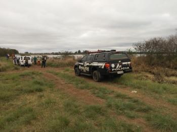 Corpo de homem que estava desaparecido é encontrado próximo ao aeroporto de SB