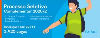 Unipampa está com inscrições abertas para 2.920 vagas em 57 cursos de graduação