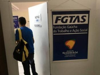 FGTAS/Sine em São Borja suspende atendimento presencial até dia 24 de janeiro
