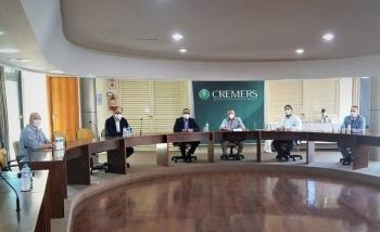 Prefeito Eduardo Bonotto se reúne com Conselho Regional de Medicina para tratar sobre a falta de médicos em São Borja