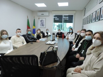 Hospital Ivan Goulart receberá alunos da Medicina da Unipampa para atividades práticas