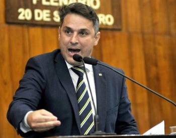 Deputado Estadual Tenente Coronel Zucco visita São Borja para apresentação da escola cívico-militar